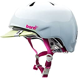 Bern Unlimited Jr. Nina Summer Helmet with Visor from Bern Unlimited