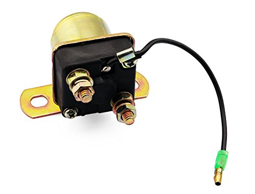Aftermarket Replacement Electric Starter Relay Switch Solenoid Fit For POLARIS UTV RANGER 6X6 05-98 499cc
