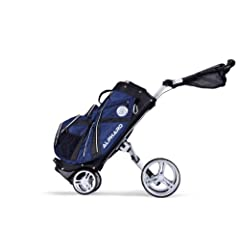 2014 Updated Alphard Duo Deluxe DX All In One Golf Bag & Push Pull Cart by Alphard Golf