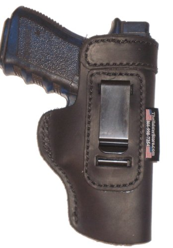 Sig Sauer P238 Light Weight Black Right Hand Inside The Waistband Concealed Carry Gun Holster from The Holster Store