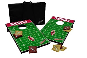 NCAA Oklahoma Sooners Tailgate Toss Game