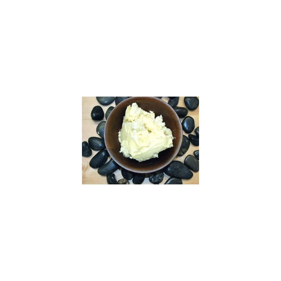 African Shea Butter Pure Raw Unrefined 20 oz.