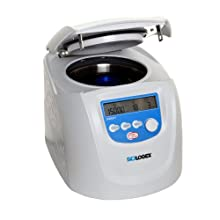 Scilogex 91201513  D3024 Micro-Centrifuge with Autoclavable 24-Place Bio-containment Rotor Kit, 110V/60Hz