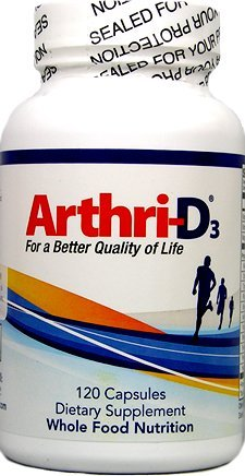 Arthri-D3 Dietary Supplement mixte 1 Bouteille -