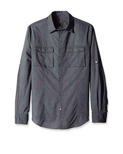 John Varvatos Star USA Men's Utility Shirt