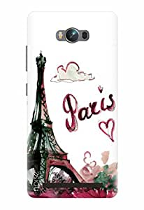 Noise Printed Back Cover Case for Asus Zenfone Max Zc550Kl