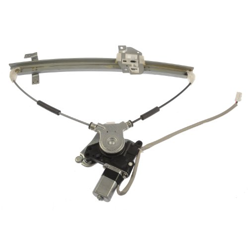 Dorman 741-740 Front Driver Side Replacement Power Window Regulator With Motor For Mazda Protégé