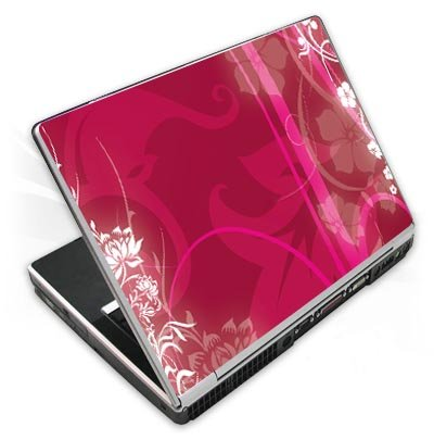 Design Skins für Acer Aspire 5253 - Pink Flower Design Folie