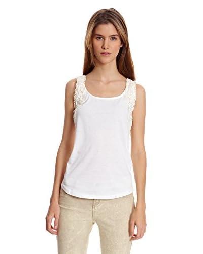 Bershka Camiseta Tirante Crochet