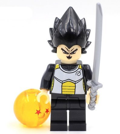 Vegeta Figure Dragon Ball Z Collectible