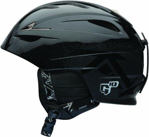 GIRO Helm G10, black poncho, 52-55.5