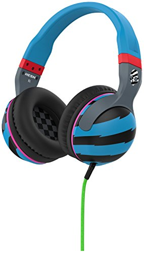 Click to buy Skullcandy Hesh 2 Over-Ear Headphone with Mic, Locals Only Blue Lightening - From only $195.94