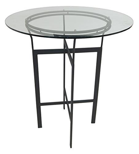 impacterra-a73-bar-table-40-matte-black-clear-glass