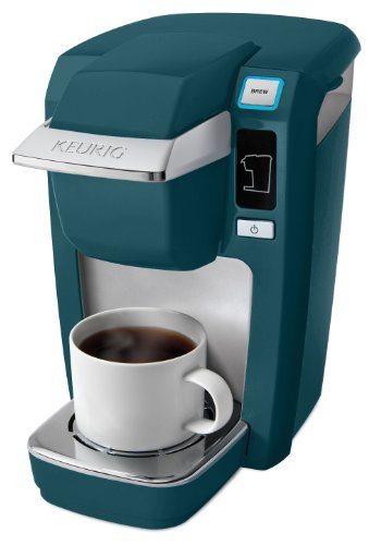 Keurig K10 Mini Plus Bayberry Green Single Serve Personal Brewer Your Extra Price - abdgetcsbn
