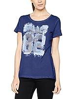 Dimensione Danza Camiseta Manga Corta (Azul Marino)