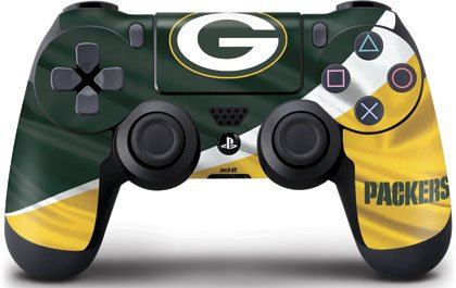 NFL - Green Bay Packers - Green Bay Packers - Skin for Sony PlayStation 4 / PS4 DualShock4 Controller