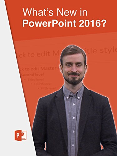 What's New in PowerPoint 2016?