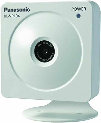 Panasonic-BL-VP104P-Network-Camera