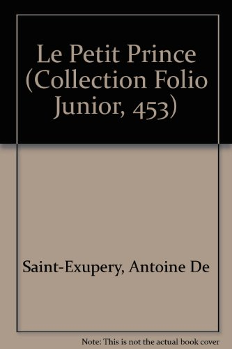 le-petit-prince-collection-folio-junior-453