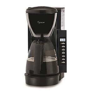 Capresso CM200 coffee maker