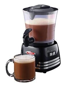Low Price Nostalgia Electrics Retro Series Hot Chocolate Maker