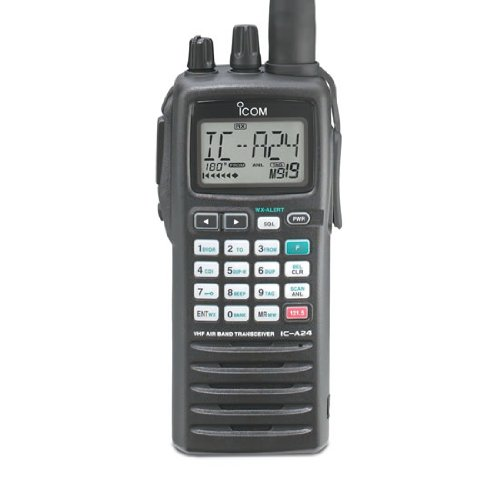 Icom Ic-A24 Handheld Nav/Comm