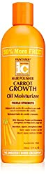 Fantasia Oil Moisturizer Carrot Growth 12 oz. Bonus