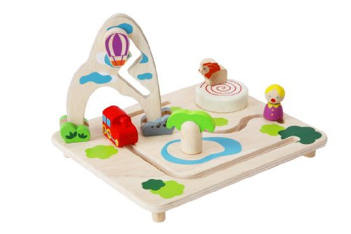 Plan Toys Planpreschool Play Park - 1