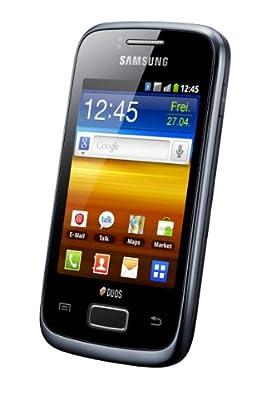 Samsung Galaxy Y Duos GT-S6102 (Black)