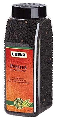 Ubena Pfefferkörner schwarz 500 g, 1er Pack (1 x 0.5 kg) von Ubena bei Gewürze Shop
