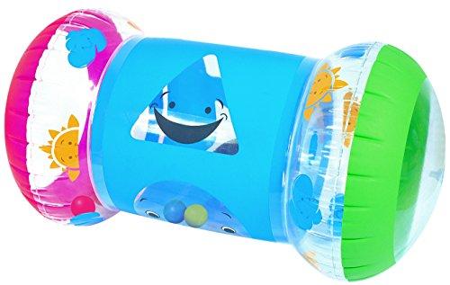 Bestway - Andador Roller hinchable para niños, 64 x 33 x 33 cm (52176B)