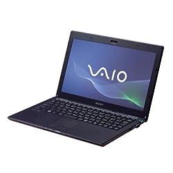 SONY VAIO Xシリーズ X118 11.1インチ Win7HomePremium 32bit ブラック VPCX118KJ/B