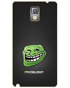 Webplaza Samsung Galaxy Note 3 Back Cover Designer Hard Case Printed Cover