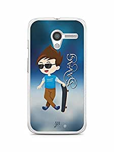 YuBingo Swag Designer Mobile Case Back Cover for Motorola X