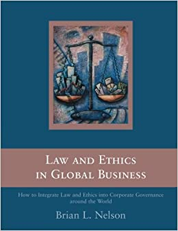Business law and ethics project