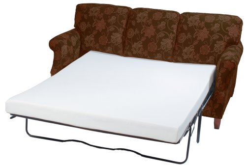 Serenia Sleep 4-1/2-Inch Memory Foam Sleep Sofa Mattress, Full