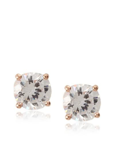 CZ By Kenneth Jay Lane Round Studs
