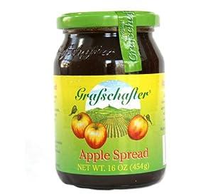 Grafschafter Apple Spread (454g/16oz)