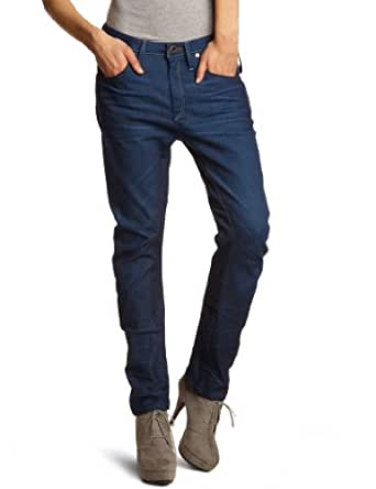 G-star - Jean - Tapered - Femme, Blau (dk aged), FR : 27W/30L (Taille fabricant : 27/30)