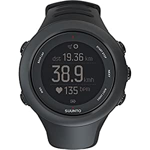 Suunto Ambit3 Sport GPS Watch Black, One