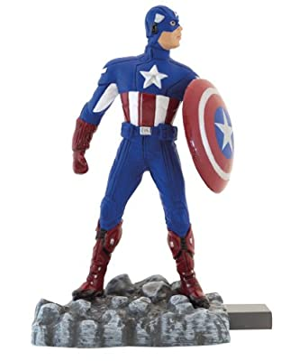 Marvel Avengers 8Gb Captain America USB Memory Stick from Dane-Elec