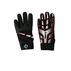 Buy Franklin Sports Youth Receivers Gloves, Large by Franklin