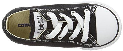 Converse Boys' Youths Chuck Taylor Allstar Ox Black - 1 YTH