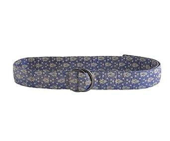 Vintage Mist Silk Fabric Belt