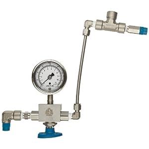 Millipore XX6700L55 Bubble Point Test Apparatus: Science