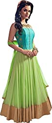 Bridal Collection light green salwar suit