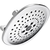 Delta Faucet 52686 Universal Showering Components with 3 Setting H2OKinetic Contemporary Rain Can Showerhead, Chrome