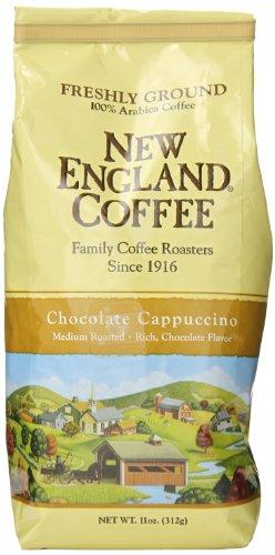 new-england-coffee-chocolate-cappuccino-11-ounce