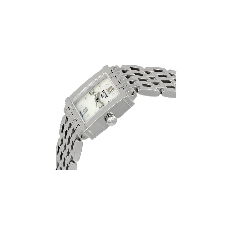 Tissot T Trend Six Ladies Watch T02118184 On Popscreen Stylis T0282101105700