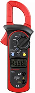 Uni-Trend Sinometer UT202A Auto-ranging AC 600 Amp Clamp Meter at Sears.com